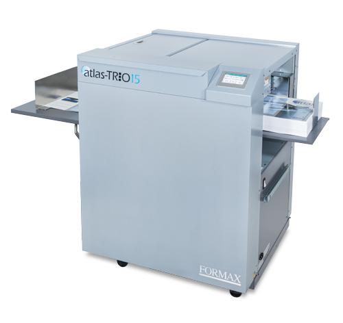 Atlas-TRIO15 Multi-Function Slitter/Cutter/Creaser