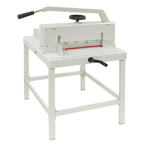 Cut-True 16M Manual Guillotine Cutter