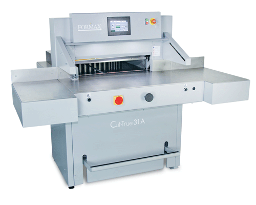 Cut-True 31A Electric Guillotine Cutter