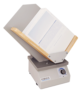 FD 402P1 Single-Bin Paper Jogger