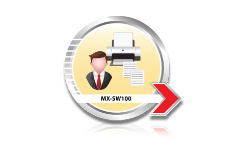 MX-SW100 Print Release Software