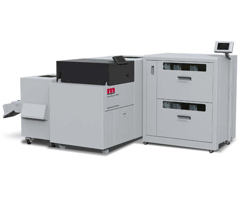 Power Square 160VF Booklet Making System