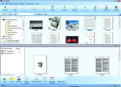 Sharpdesk 3.3 Software