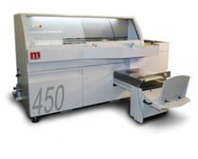 morgana digibook 450 perfect binding machine paper finishing PUR