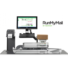 Neopost  IN-610 Mailing System powered by RunMyMail
