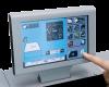 "7"" color touchscreen control panel"