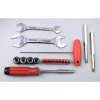 Includes a complete tool kit for adjustments, blade changing and general maintenance