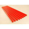 Easy-to-change cutting sticks can be used on all four sides before being replaces