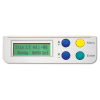 User-friendly control panel with LCD screen