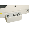 Patent-pending reversible control panel module allows for right-to-left or left-to-right transport