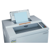 AutoFeeder holds up to 175 sheets. Load, press start and walk away. The shredder does the rest.