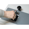 "Easy-to-use drop-in slot accommodates 2.5"" and 3.5"" drives without any additional adjustment"