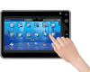 "Large 10.1"" high-resolution, full-color touchscreen display"